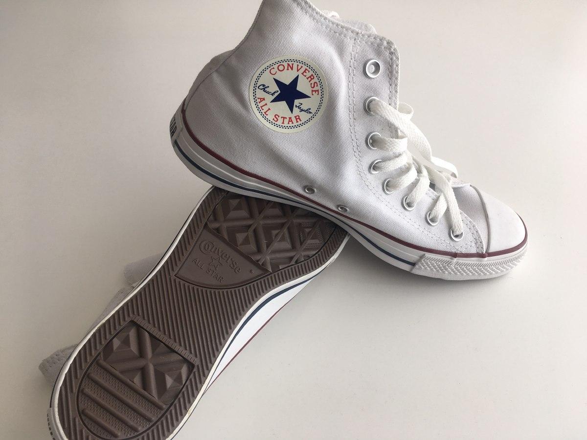 99b3949ef zapatilla converse bota lona blanca all star original urbana. Cargando zoom.