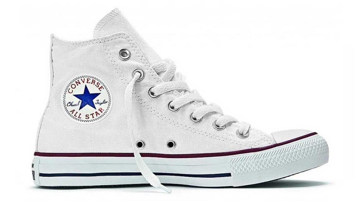 7627f4005 zapatilla converse chuck taylor all star core botita blanca. Cargando zoom.