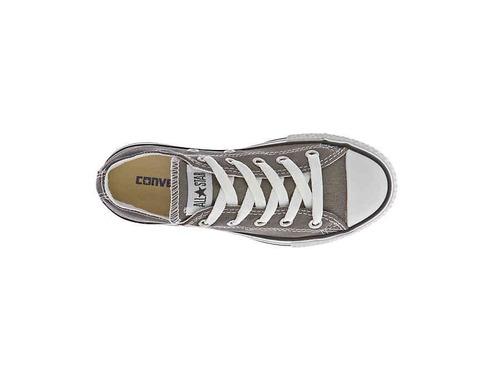 zapatilla converse chuck taylor all star gris