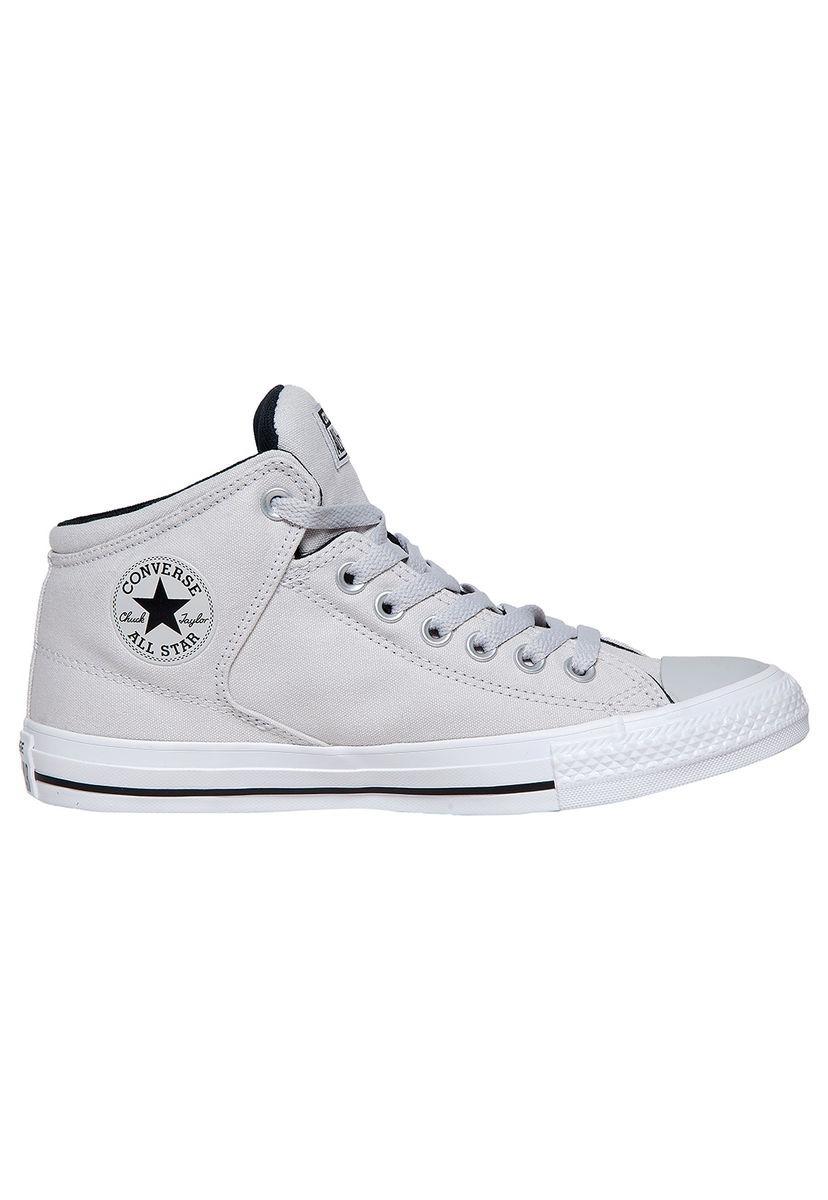 converse chuck taylor all star hi gris