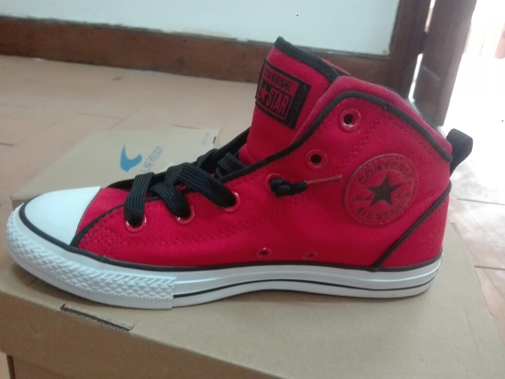 converse zapatillas converse chuck taylor all star hi