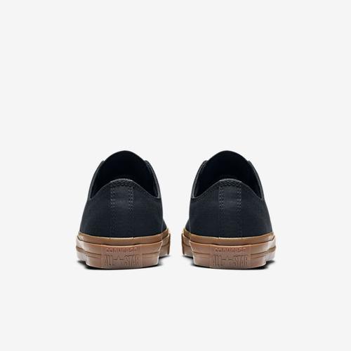 zapatilla converse ctas ii ox black gum 155501c