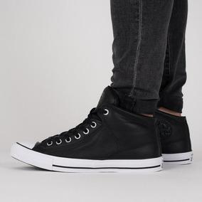 zapatillas converse altas hombre