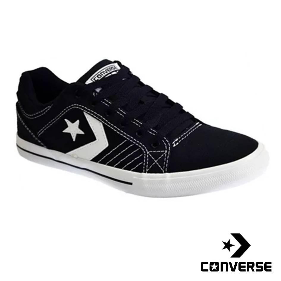 67a7011dc zapatilla converse hombre gates ox black lona skate original. Cargando zoom.