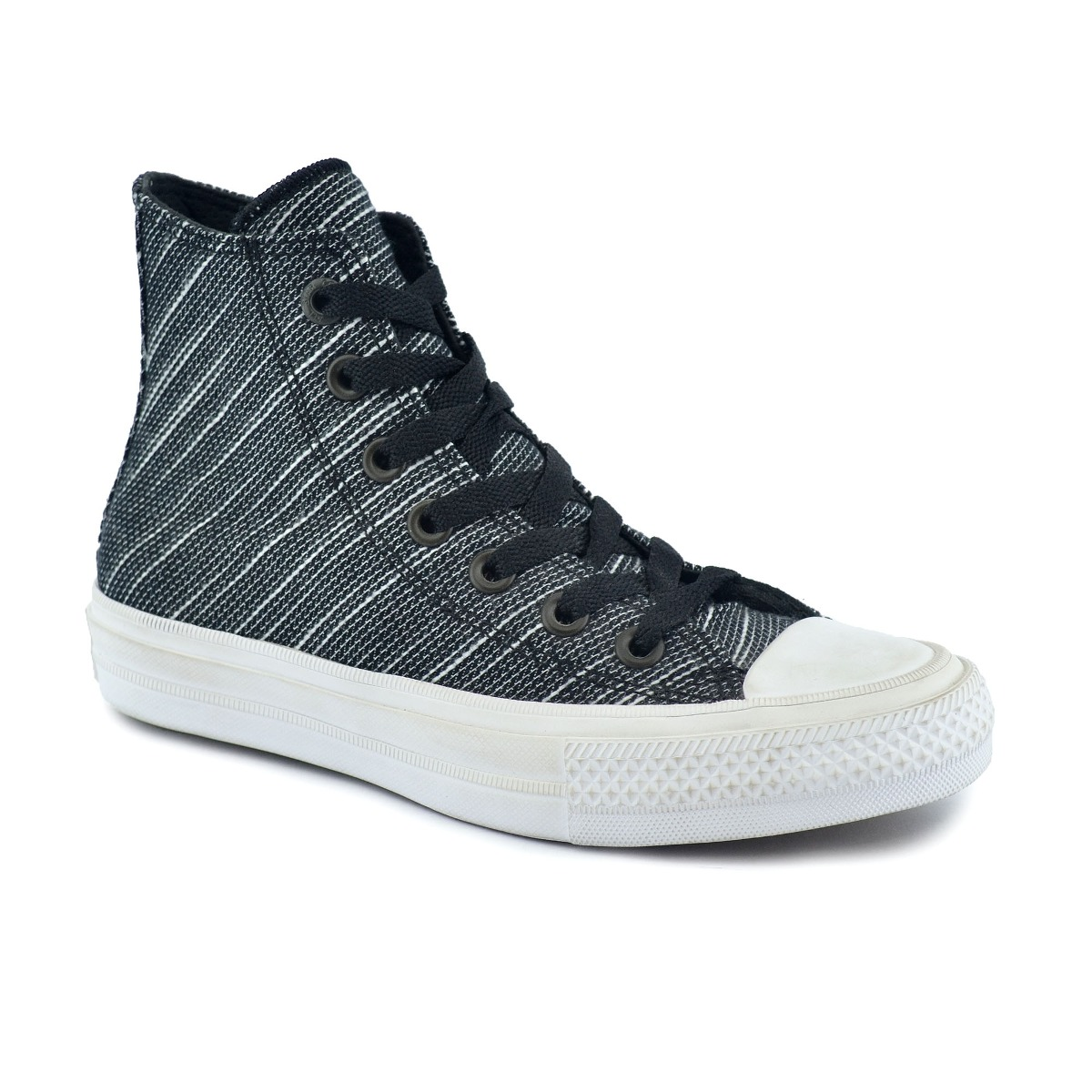 converse altas mujer grises