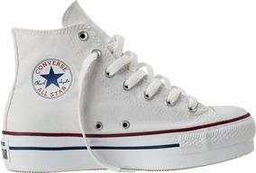 zapatillas converse mujer lona