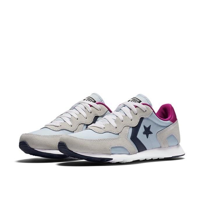 zapatillas converse gris mujer