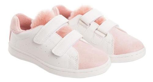 zapatilla cotton candy blanco niña stepps