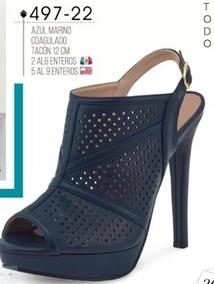 2b05ef9c Tiendas Coppel Zapatos Otros Tacones Cklass - Zapatos de Mujer Azul oscuro  en Mercado Libre México
