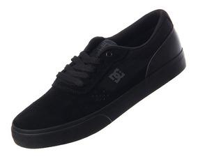 dc zapatillas negras