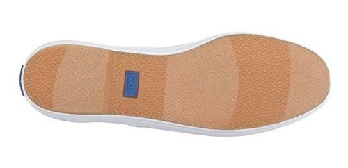 zapatilla de lona original de keds para mujer