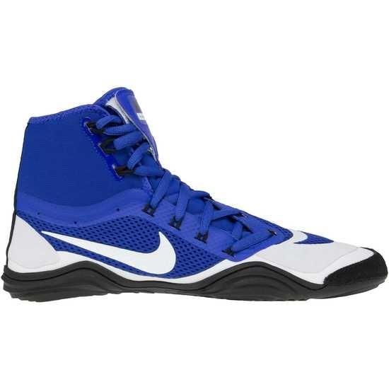 Zapatilla De Lucha Nike  Hypersweep Azul  Nike 199.99 en Mercado Libre 2f04a5