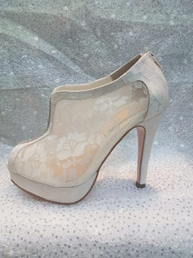 19263e15 Zapatos Para Novia Grezzo - Zapatos de Mujer en Mercado Libre México