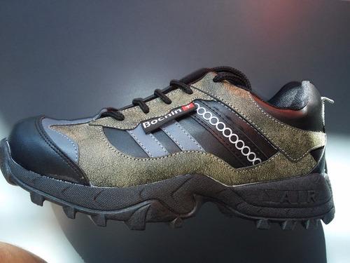zapatilla de seguridad bochin industrial trabajo calzado