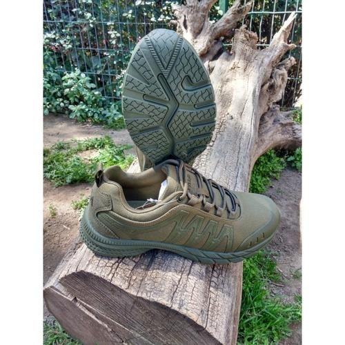 zapatilla diseño militar - magnum