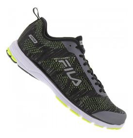 788c0370a4 Zapatillas Nike Para Correr De Hombre Fila - Zapatillas Negro en ...