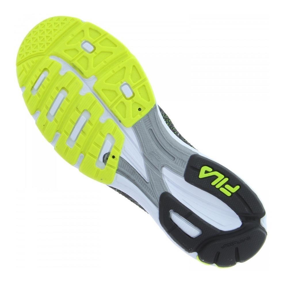 Grs 180 Kr3 Para Hombre Correr Zapatilla Fila Running Knit K1lFJc