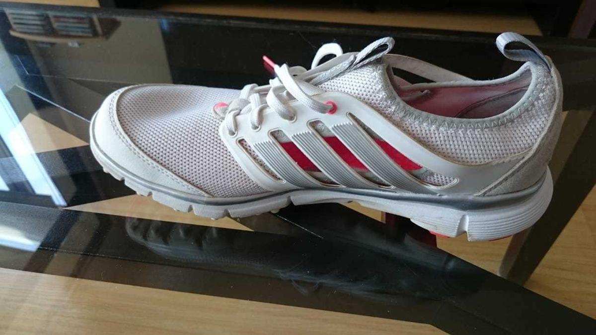 zapatillas golf adidas mujer