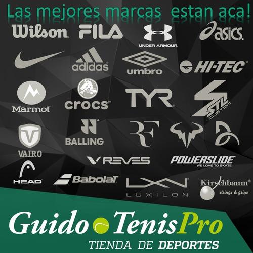 zapatilla head nitro pro 2.0 clay tenis padel indoor hombre