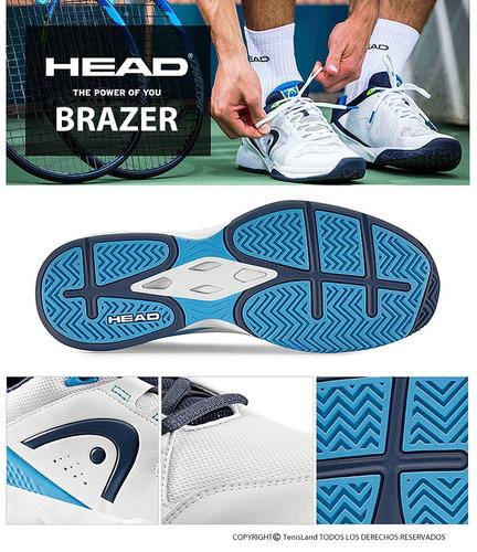 zapatilla head tenis