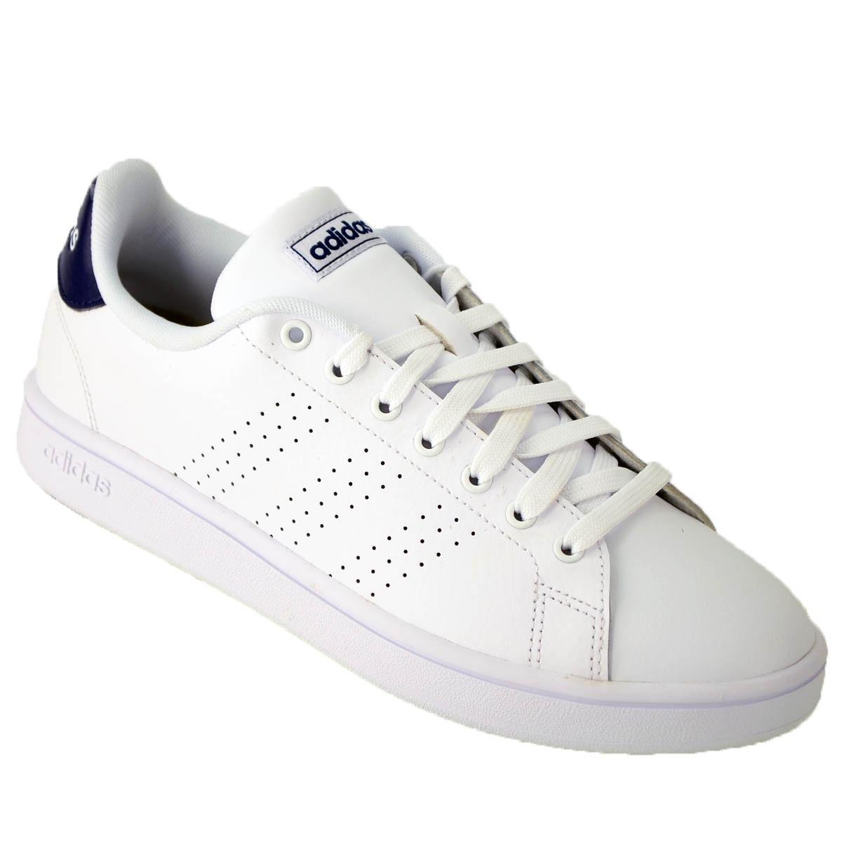 zapatillas hombre adidas blanco