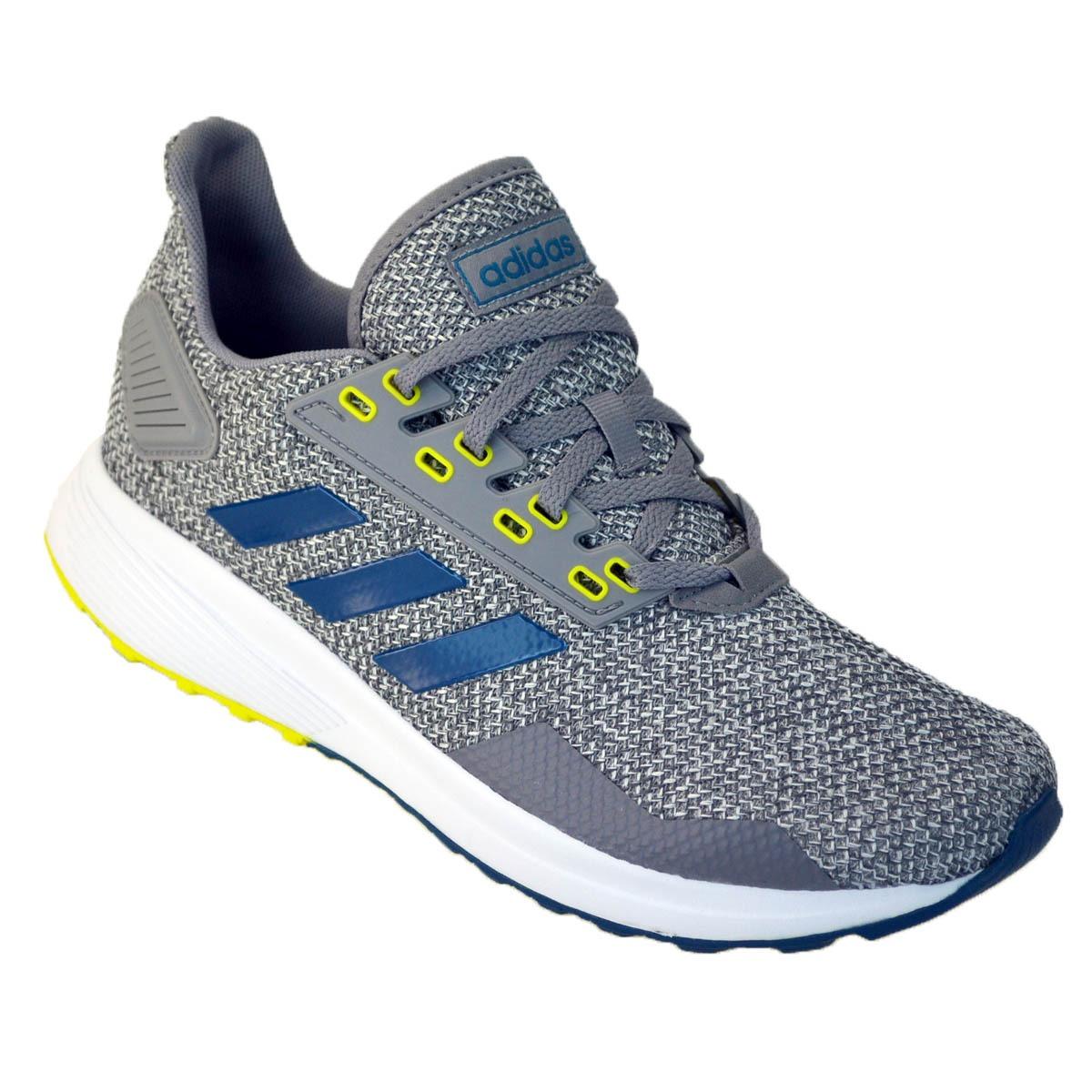release date: 8ae2d 54f3b zapatilla hombre adidas duramo 9 running original gris. Cargando zoom.