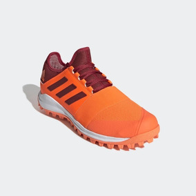 Adidas DIVOX 1.9S Bordeaxnaranj Zapatillas de hockey