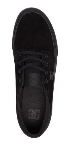 zapatilla hombre dc shoes trase sd niños (bk3) (no envios)