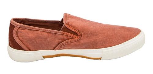 zapatilla hombre due scarpe vigneto slip on