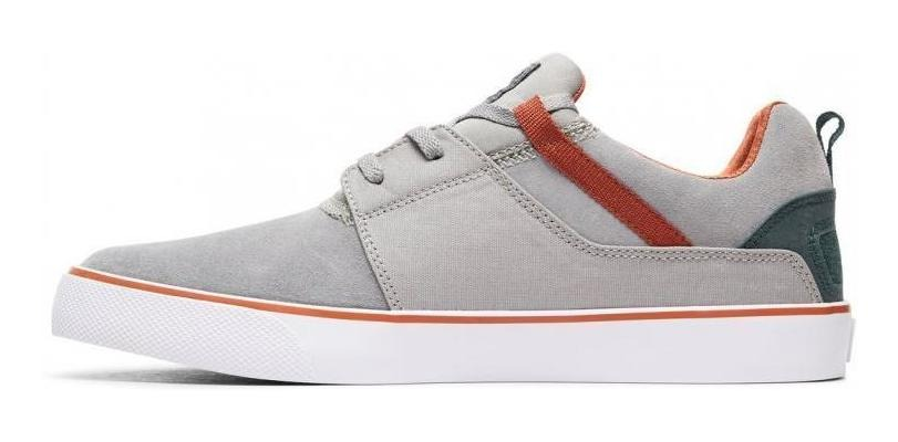 Heathrow Vulc Shoes Gris Dc Zapatilla Hombre Web29IHEYD