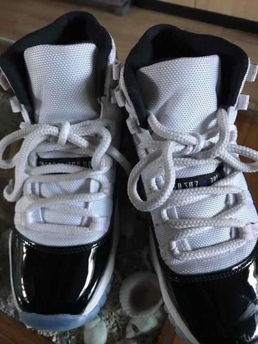 zapatilla jordan retro 11 talla 36, precio: 90.000