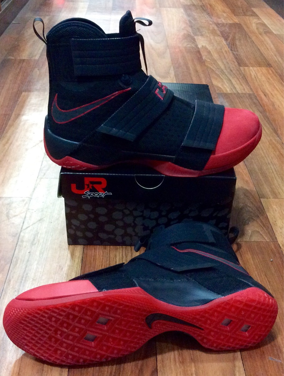 reputable site e5743 53351 zapatilla lebron soldier 10 un-cleated. Cargando zoom.
