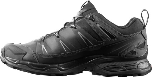 zapatilla masculina salomon- x ultra ltr gtx m negro-hiking
