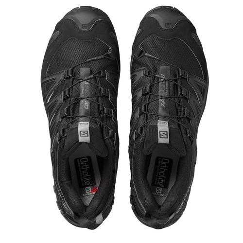 zapatilla masculina salomon- xa pro 3d gtx m negro