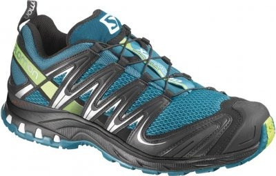 zapatilla masculina salomon- xa pro 3d m negro/azul
