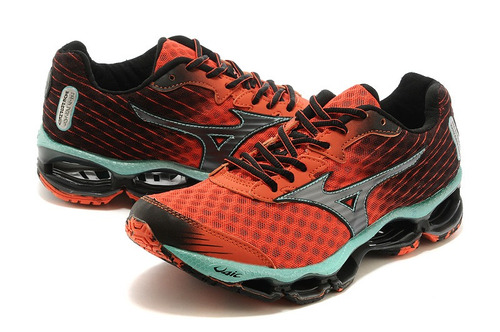 zapatilla mizuno wave prophecy 4 stock talla 45 usa 11.5