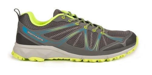 zapatilla montagne running hombre maubic color gris oferta
