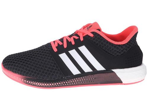 zapatilla mujer adidas running solar boost rosa envío grati