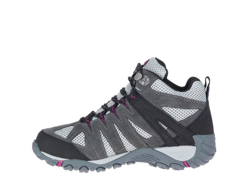 zapatilla mujer merrell accentor 2 mid vent wp