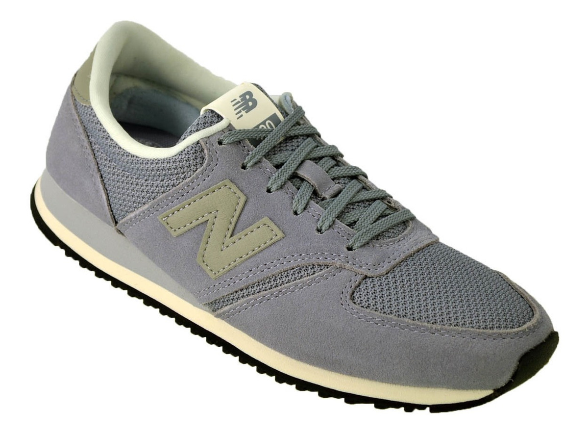 new balance grises mujer 420