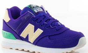 new balance violeta