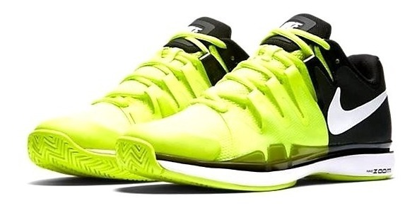 Zapatilla Mujer Nike Zoom Vapor 9.5 Tour Tenis Padel Olivos