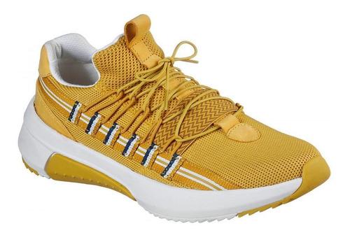 zapatilla mujer skechers - modern jogger 2.0 - loop