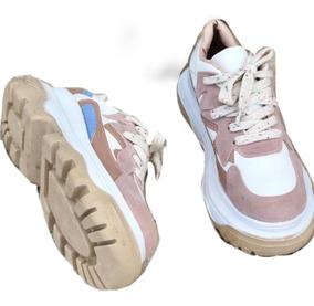 talla 40 94b9e 12f79 Zapatilla Mujer Sneakers Balenciaga Valenciana Plataforma