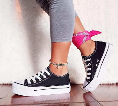 zapatilla mujer urbanas varios colores verano 2020 art 50