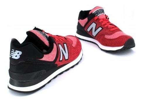 zapatillas new balance mujer rojas