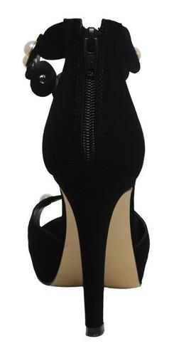 zapatilla negro an18146