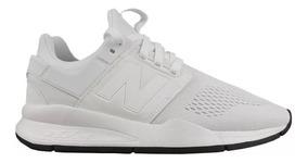 new balance hombre zapatillas blancas