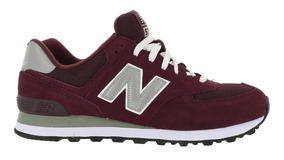 on sale f5cf1 33b01 Zapatilla New Balance 574 Bordo Clasica