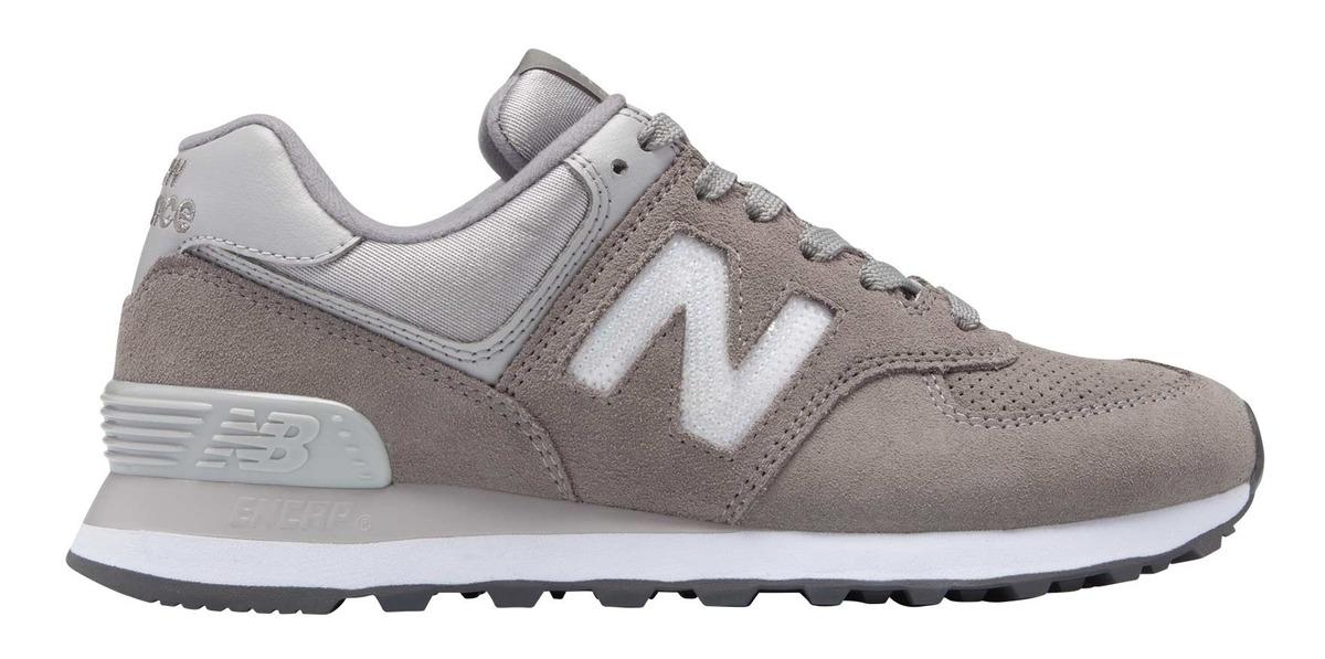 new balance 574 mujer gris